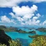 หมู่เกาะอ่างทอง จ.สุราษฎร์ธานี